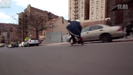 滑板牛人Will Stephan在Arbiter DK上逛纽约