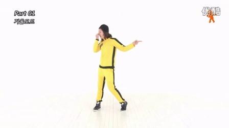 简单舞蹈视频现代舞-减肥舞蹈教学视频适合自