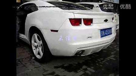 东莞改装排气阀门实体店 科迈罗改装EVS排气阀门 超跑声浪