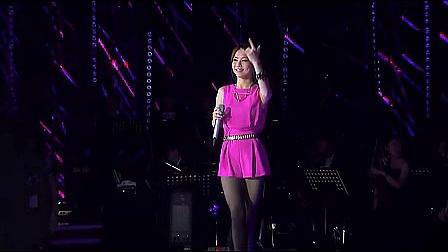 《我是歌手》邓紫棋《喜欢你》我是歌手 live版 超清现场版_标清