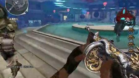 CH明明穿越火线:生化剑客模式初体验,太变态了!