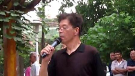 """李其栋视频 """"汉剧二王图"""""""