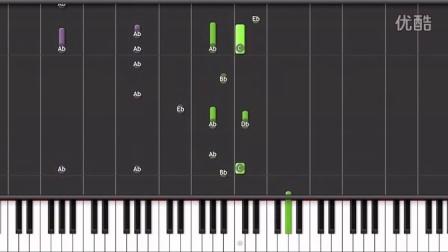 EXO  十二月的奇迹 钢琴_tan8.com