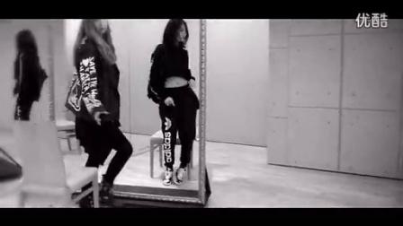 【韩MV】T-ARA朴智妍《一分一秒》舞蹈练习室版