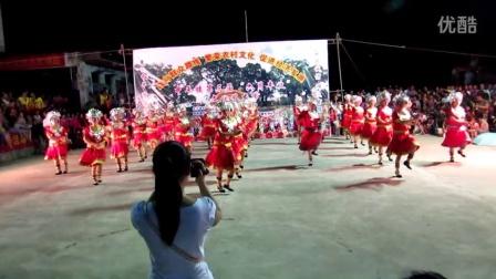 象州县中平镇广场舞