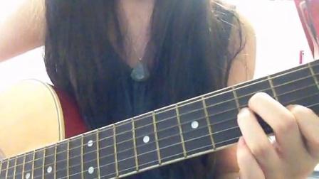 小苹果吉他弹唱 吉他教学