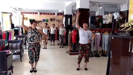 吉林省榆树市米氏员工舞蹈专辑