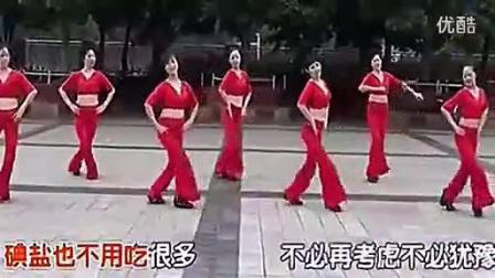 广场舞舞蹈教学视频大全20140628