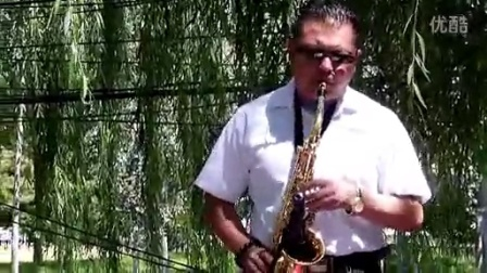 萨克斯独奏《青藏高原》视频