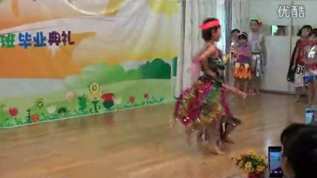 小泽幼儿园时装表演