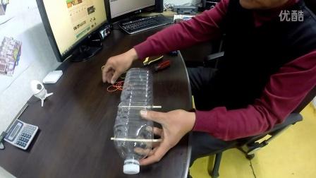 plastic bottle mouse trap (패트병 쥐덫)--矿泉水瓶DIY老鼠笼