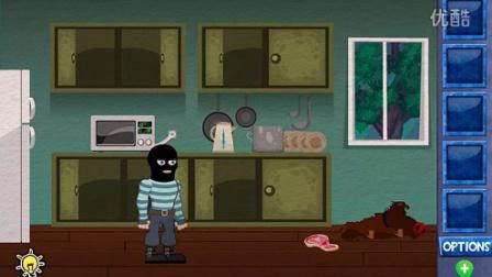 笨贼密室逃脱之金蝉脱壳 - 史上最小苹果的解密游戏 视频攻略答案