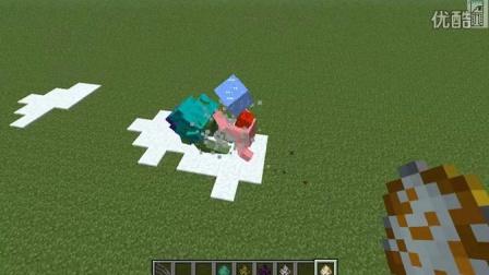 ecraft 我的世界 如果籽岷遇见熊孩子(搞笑短片)-原创Minecraft 我图片