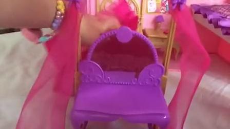 芭比娃娃之公主学院的房子视频 -芭比娃娃之公主学院的房子图片