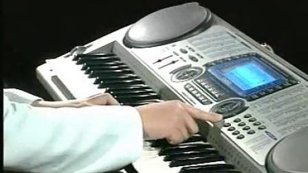 电子琴入门 电子琴五线谱入门基础教程图图片