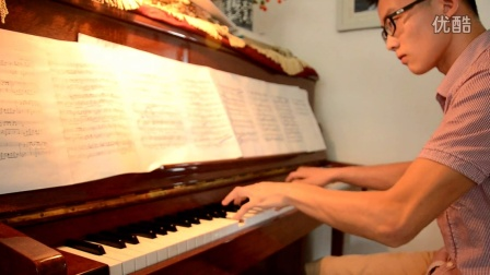 《平凡之路》钢琴版视频图片