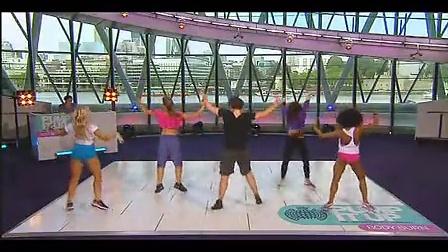 Pumpitup系列视频性感操林允儿舞蹈性感的