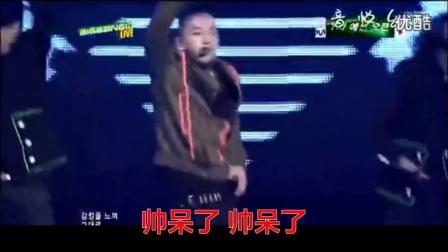 BIGBANG版神曲「帅呆了」MV「小苹果」舞蹈