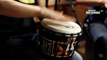 左轮非洲鼓教学NO.12《筷子兄弟小苹果》 吉他教学