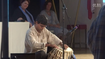印度塔布拉鼓与钢琴的完美结合
