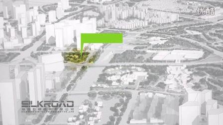 房地产宣传片 多媒体动画 海珠生态城 丝路出品