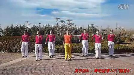 步子舞(24步)舞动旋律2007广场舞
