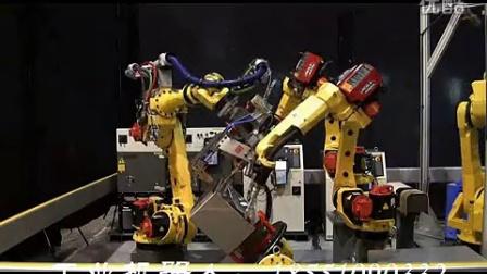 点焊弧焊机器人otc焊机 机器人 常州机器人 无锡图片