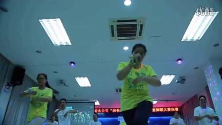 响水移动原版激情洋溢小苹果舞蹈视频原创MV