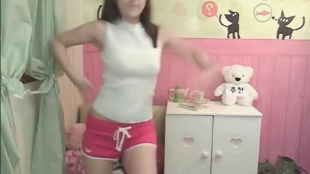 韩国女主播粉红四角裤热舞77764139_2_1_A