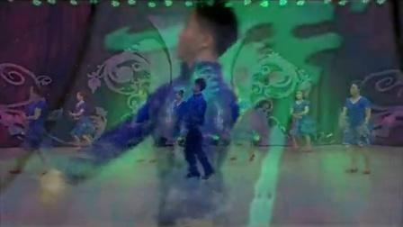 全民广场健身舞分解动作2014教学�燕妮天姿美久子君 小苹果 廖弟