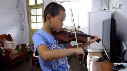 新春乐_小提琴演奏曲图片