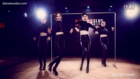 【单色舞蹈】日韩爵士舞MV视频