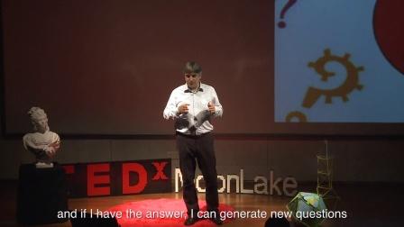 Peter Handstein:Running Changes TEDxMoonLake