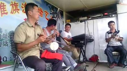 内蒙古沙圪堵艺术团二人台唢呐
