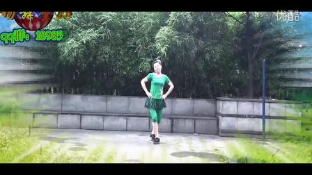 红乔开心广场舞 小苹果 筷子兄弟