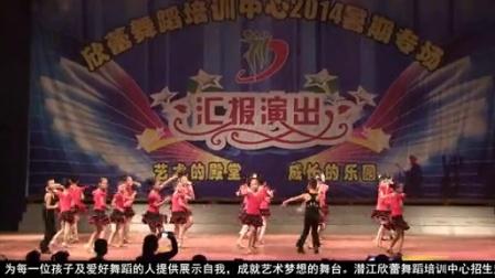 欣蕾视频培训中心2014暑期演出汇报-音乐-3舞蹈秘境轮回图片