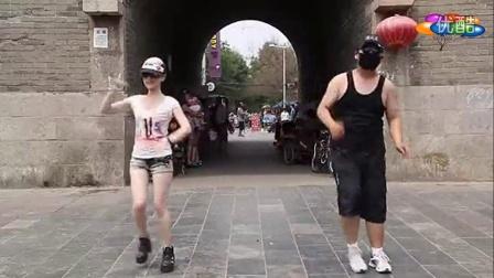 广场舞教学全民都爱健身舞《小苹果》MV筷子兄弟