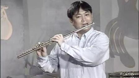 【转载】:韩国良长笛曲专辑——《中国民歌》(18首音画图文) - 文匪 - 文匪的博客