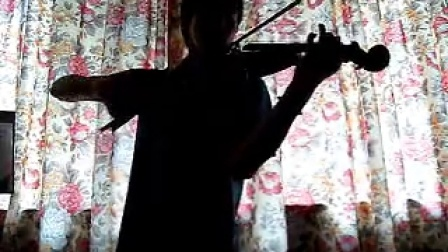 月半小夜曲小提琴配合苏荷慢摇版伴奏-子立