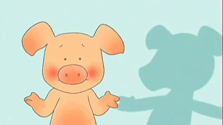 棒针编织小猪视频