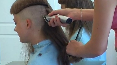Ladies Haircut 20 (LHA-20)