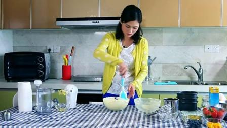 《Tinrry下午茶》教你做草莓奶油蛋糕