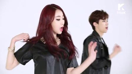 [杨晃]舞蹈版 韩国性感混声组合nasty
