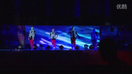 2014暑假焦作街舞TOPCREW舞蹈工作室权志龙MV《Who