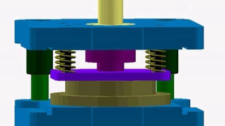 solidworks整套冷冲压模具设计教程