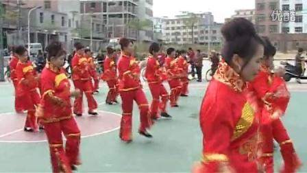 2013潮南区陈店文光健身运动队 广场舞
