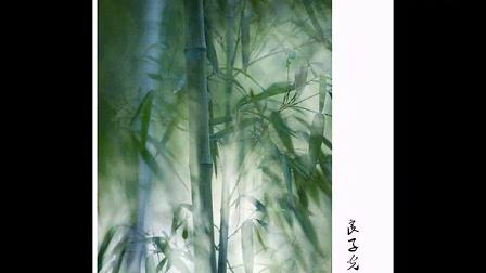 竹子平面模型素材cad