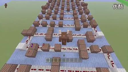 minecraft红石音乐盒※1