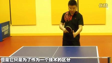 《全民学乒乓公开课》第2.6期:压低重心的参考标准