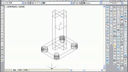autocad 2014自学视频教程(标准版)(课程代码:9787302351825)